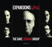 Expansions: The Dave Liebman Group: Expansions Live [Digipak] *