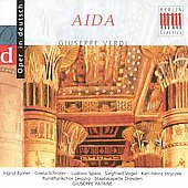 Verdi: Aida (German) - Highlights / Patan&#233;, Bjoner, et al
