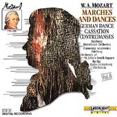 Mozart: Marches and Dances