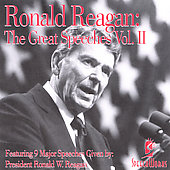 Ronald Reagan: Great Speeches, Vol. 2