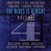 Various Artists: The Blues Is Alright, Vol. 4