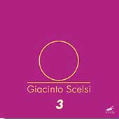 Scelsi - Music for High Winds / Robinson, Milliken, Novakova