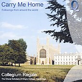 Carry Me Home - Folksongs from Around the World / Williams