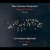 Charpentier: Lecons de Tenebres / Niquet, et al