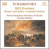 Tchaikovsky: 1812 Overture, etc/ Kuchar, Ukraine National SO
