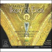 Tavener: Ikon of Eros / Goodwin, Minnesota Orchestra