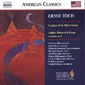 American Classics - Toch: Cantata of the Bitter Herbs, etc