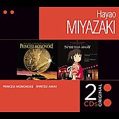 Joe Hisaishi: Miyazaki: Princess Mononoke / Spirited Away (Original Soundtracks)