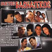 Various Artists: Duetos Bachateros