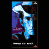 Townes Van Zandt: Texas Troubadour [Snapper Long Box] [Box]