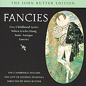 Fancies - Music by John Rutter / Cambridge Singers