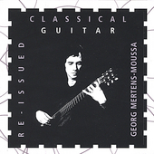 Classical Guitar Re-issued / Georg Mertens