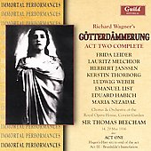 Wagner: Gotterdammerung Act II, etc / Beecham, et al