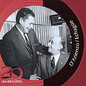 Juan D'Arienzo: Inolvidables RCA: 20 Grandes Exitos [2003]