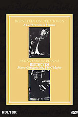 Bernstein On Beethoven: A Celebration/Piano Concert No.1 [DVD]