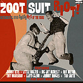 Various Artists: Zoot Suit Riot: R&B Instrumentals 1949-1953 [Remaster]