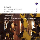 Schmitt: La Trag&eacute;die de Salom&eacute;, etc / Sweet, Janowski, et al