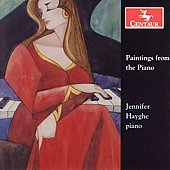 Paintings from the Piano - Mussorgsky, etc / Jennifer Hayghe