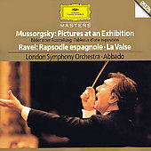 Mussorgsky: Pictures At An Exhibition/Ravel: Rapsodie Espagnole