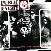 Public Enemy: Who You Sell Soul To A Soulless People Who Sold Their Soul???