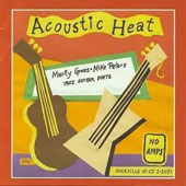 Mike Peters (Trumpet)/Marty Grosz: Acoustic Heat: Jazz Guitar Duets