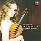 Bach: Violin Concertos / Julia Fischer, Academy of St. Martin in the Fields, et al