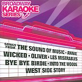 Disney's Karaoke Series: Disney's Karaoke Series: Broadway