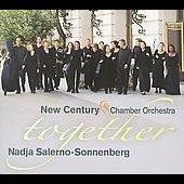 Together / Nadja Salerno-Sonnenberger, New Century Chamber Orchestra