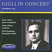 Gigli In Concert