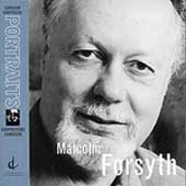 Canadian Composers Portrait - Malcolm Forsyth