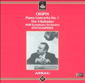 Chopin: Piano Concerto No. 1; The 4 Ballades