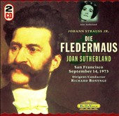 Johann Strauss Jr.: Die Fledermaus