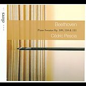 Beethoven: Piano Sonatas Op. 109, 110, & 111