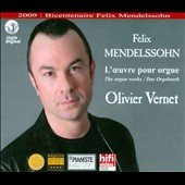 Felix Mendelssohn: L'Oeuvre pour orgue