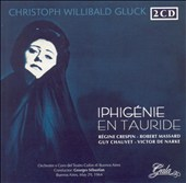 Gluck: Iphig&#233;nie en Tauride