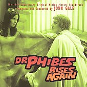 Original Soundtrack: Dr Phibes Rises Again [30th Anniversary Original Motion Picture Soundtrack]