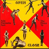 Fela Kuti: Open & Close/Afrodisiac [Digipak]