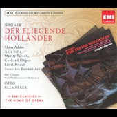 Wagner: Flying Dutchmen / Klemperer [Includes CD-ROM]