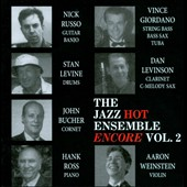 Jazz Hot Ensemble: Encore, Vol. 2
