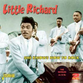 Little Richard: Singles A's and B's