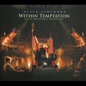 Metropole Orchestra/Within Temptation: Black Symphony [2 CD/DVD] [Digipak]