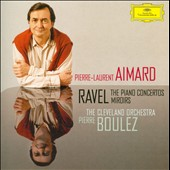 Ravel: Piano Concertos; Miroirs / Aimard, piano