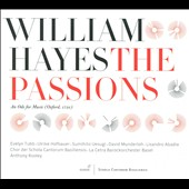 William Hayes: The Passions