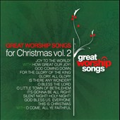 Great Worship Songs Praise Band: Great Worship Songs For Christmas, Vol. 2