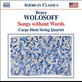 Bruce Wolosoff: Songs without Words; 18 Divertimenti