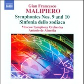 Gian Francesco Malipiero: Symphonies, Vol. 5