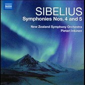 Sibelius: Symphonies Nos. 4 and 5