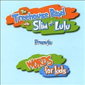 The Treehouse Band: Words! For Kids