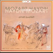 Mozart Inspires Haydn; Haydn Inspires Mozart / Amati