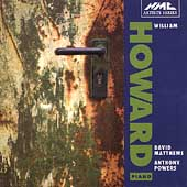 Powers: The Memory Room;  Matthews: Piano Sonata Op 47